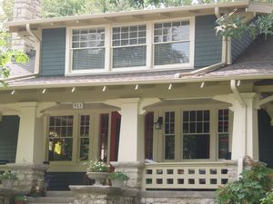 House Painting Exterior | Kansas City | Crestwood Painting