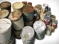 Old Paint - Disposal