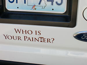 crestwood painting van who is your painter - kansas city