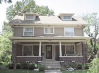 Paint colors roof kansas city painter