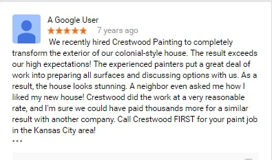painting review crestwood