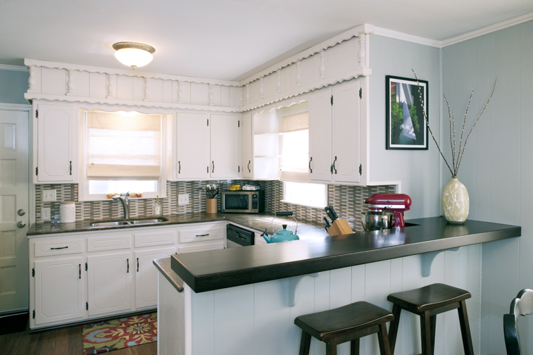 Cabinet Painting In Kansas City Crestwood Painting
